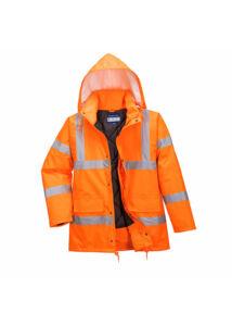 Hi-Vis lélegző kabát RIS