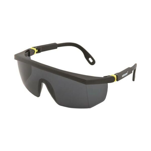 V10 füstszínű védőszemüveg
