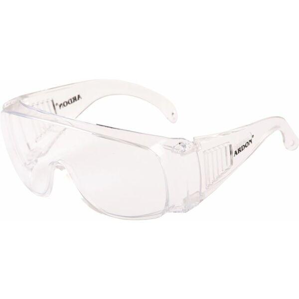 V1011E átlátszó védőszemüveg