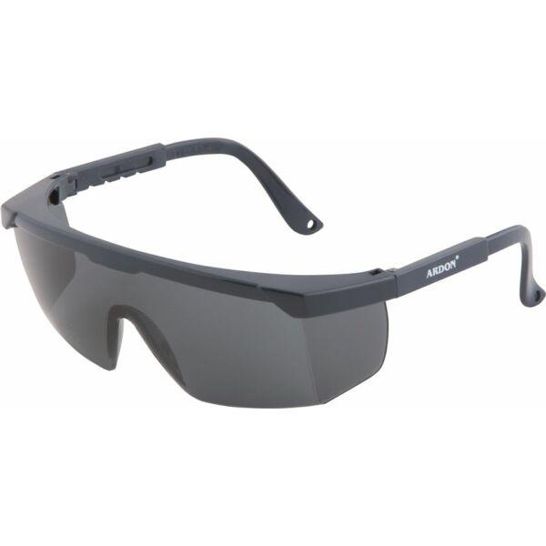 V2 füstös védőszemüveg