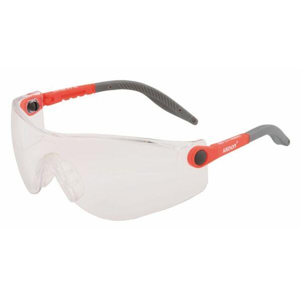 V11-000 átlátszó védőszemüveg