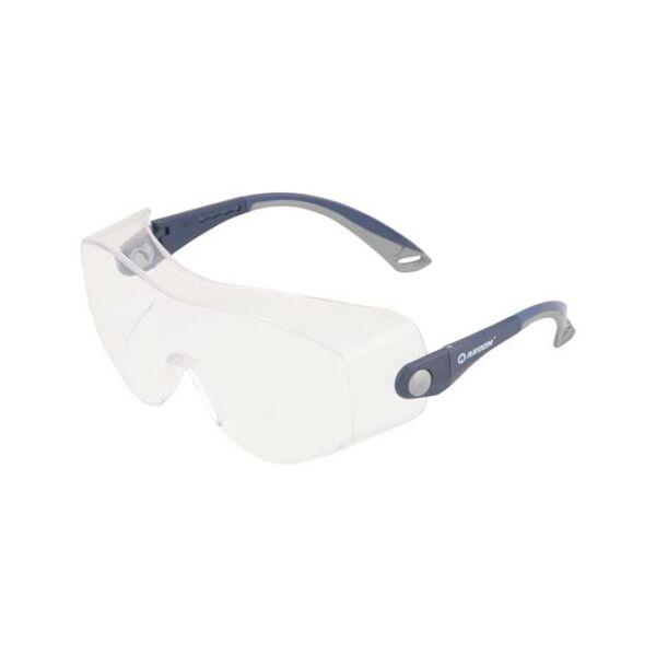 V12-000 átlátszó védőszemüveg