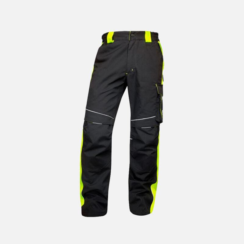 H6401 Neon Jól láthatósági munka nadrág