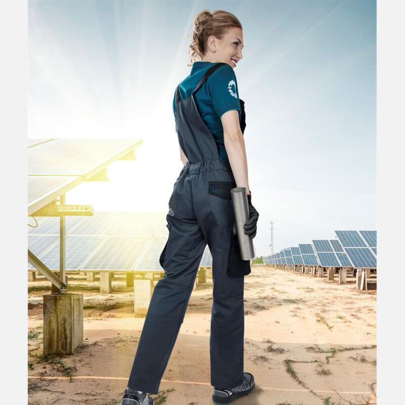 H9318 4TECH női munka mellesnadrág
