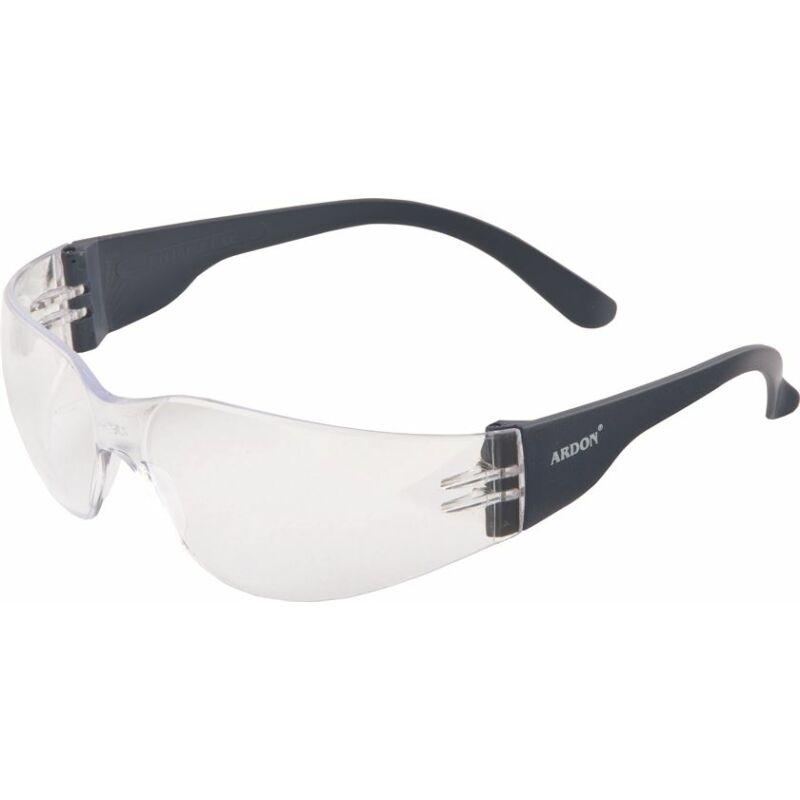 V9 átlátszó védőszemüveg
