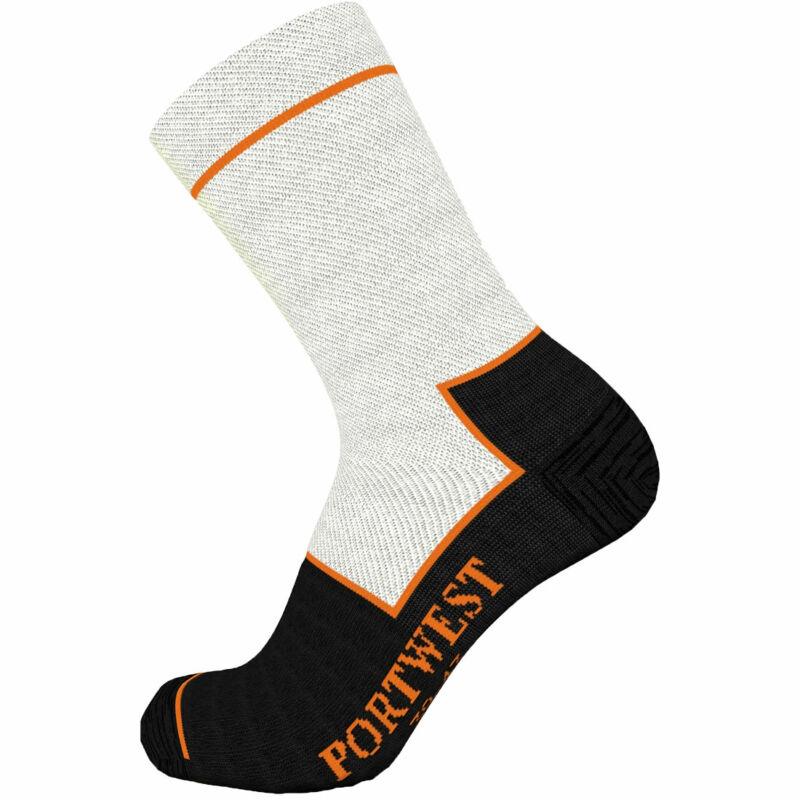 Vágásbiztos zokni